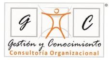 Logo Gestion y Conocimiento